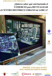 Encuentro tertulia revitalización del Casco Histórico y Urbano de Lorca @ HUERTO RUANO