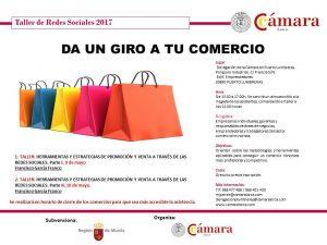 Talleres Promoción del comercio a través de las Redes Sociales en Puerto Lumbreras @ EDIFICIO EMPRENDEDORES   Puerto Lumbreras   Región de Murcia   España