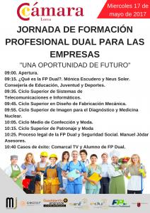 Jornada de Formación Profesional para las empresas, una oportunidad de futuro. @ Cámara de Comercio Lorca   Lorca   Región de Murcia   España